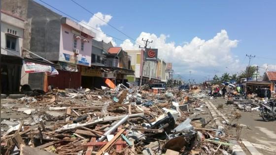 Số người chết vì động đất, sóng thần Indonesia tăng lên hơn 1.200 người ảnh 26