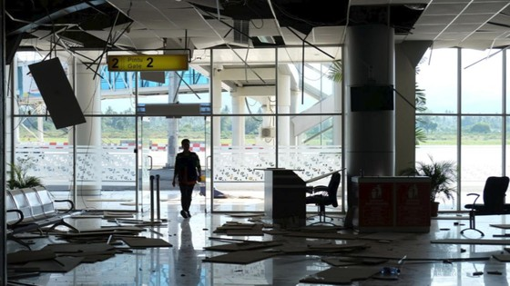 Số người chết vì động đất, sóng thần Indonesia tăng lên hơn 1.200 người ảnh 30