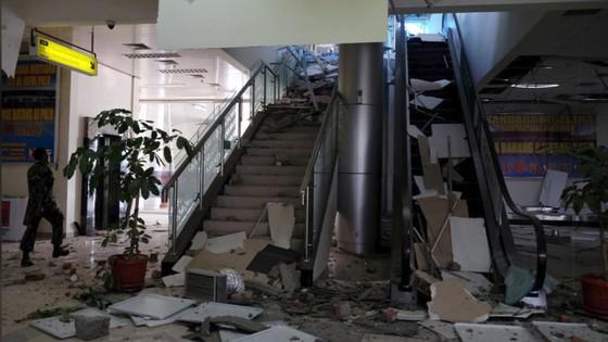 Số người chết vì động đất, sóng thần Indonesia tăng lên hơn 1.200 người ảnh 31