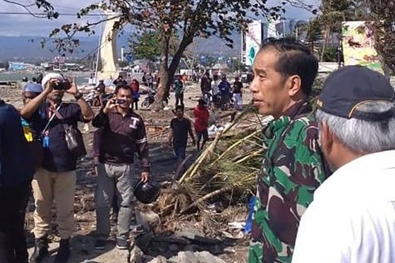 Số người chết vì động đất, sóng thần Indonesia tăng lên hơn 1.200 người ảnh 7