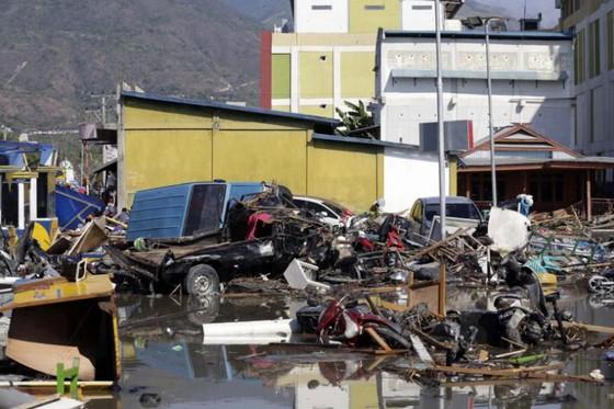 Số người chết vì động đất, sóng thần Indonesia tăng lên hơn 1.200 người ảnh 12