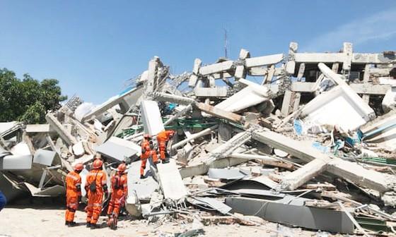 1.234 người thiệt mạng do động đất và sóng thần tại Indonesia ảnh 7