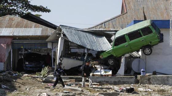 Lại xảy ra động đất liên tiếp khu vực đảo Sumba của Indonesia ảnh 4