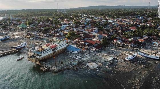 Lại xảy ra động đất liên tiếp khu vực đảo Sumba của Indonesia ảnh 6