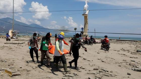 1.234 người thiệt mạng do động đất và sóng thần tại Indonesia ảnh 5