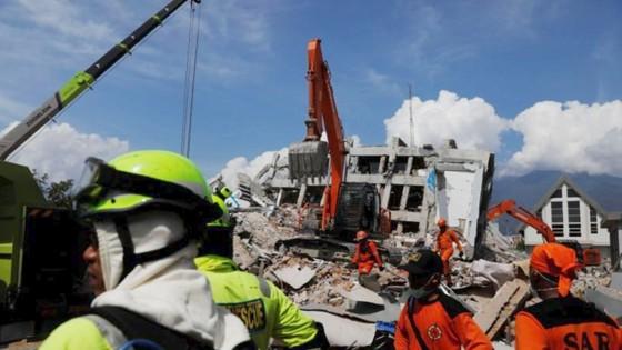 1.234 người thiệt mạng do động đất và sóng thần tại Indonesia ảnh 10