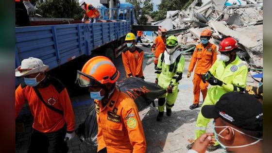 1.234 người thiệt mạng do động đất và sóng thần tại Indonesia ảnh 6