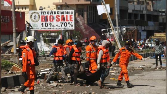 1.234 người thiệt mạng do động đất và sóng thần tại Indonesia ảnh 4