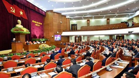Khai mạc Hội nghị lần thứ 8, Ban Chấp hành Trung ương Đảng khóa XII ảnh 1