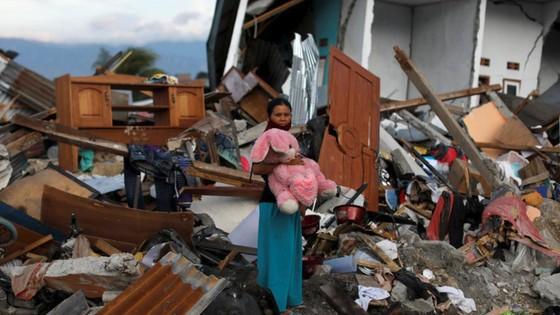 Số người thiệt mạng trong thảm họa kép tại Indonesia đã lên đến 1.944 người ảnh 6