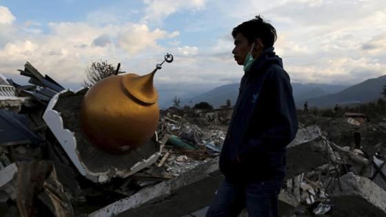 Số người thiệt mạng trong thảm họa kép tại Indonesia đã lên đến 1.944 người ảnh 9