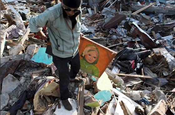 Số người thiệt mạng trong thảm họa kép tại Indonesia đã lên đến 1.944 người ảnh 10