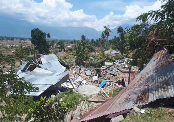 Số người thiệt mạng trong thảm họa kép tại Indonesia đã lên đến 1.944 người ảnh 15