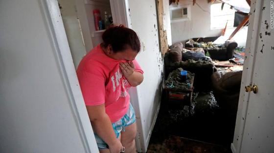 Siêu bão Michael tấn công Florida: 17 người chết, một căn cứ quân sự bị san bằng, cả thị trấn bị xóa sổ ảnh 20