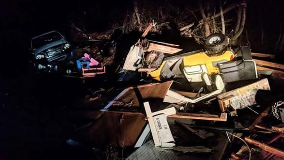 Siêu bão Michael tấn công Florida: 17 người chết, một căn cứ quân sự bị san bằng, cả thị trấn bị xóa sổ ảnh 24