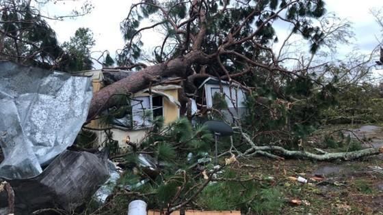 Siêu bão Michael tấn công Florida: 17 người chết, một căn cứ quân sự bị san bằng, cả thị trấn bị xóa sổ ảnh 29