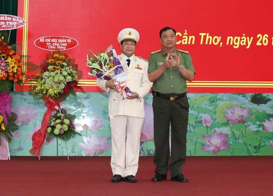Đại tá Nguyễn Văn Thuận được bổ nhiệm làm Giám đốc Công an thành phố Cần Thơ ảnh 1