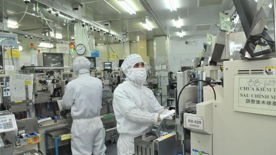 Kim ngạch xuất khẩu ngành điện - điện tử sụt giảm ảnh 1
