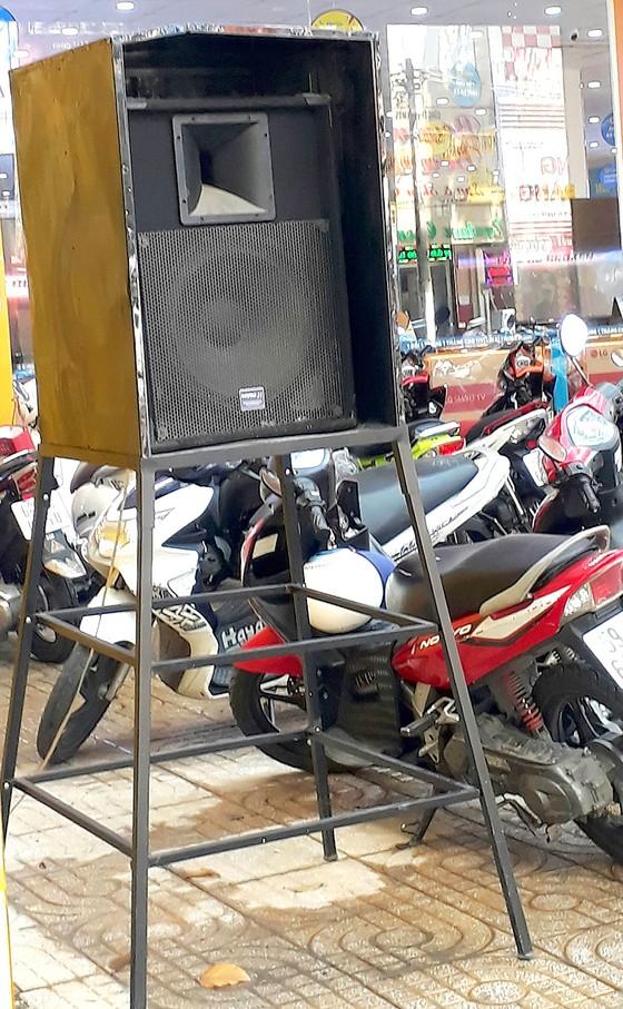 Giải quyết nạn ô nhiễm tiếng ồn ảnh 1