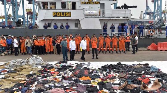 Vụ máy bay Lion Air rơi xuống biển: Đẩy nhanh việc xác nhận danh tính các nạn nhân  ảnh 2