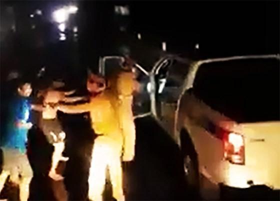 Cảnh sát giao thông Bình Định lên tiếng về clip trên mạng xã hội ảnh 2