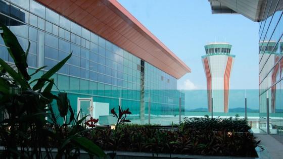 Sân bay quốc tế Vân Đồn đủ điều kiện đưa vào khai thác từ cuối tháng 12-2018 ảnh 5