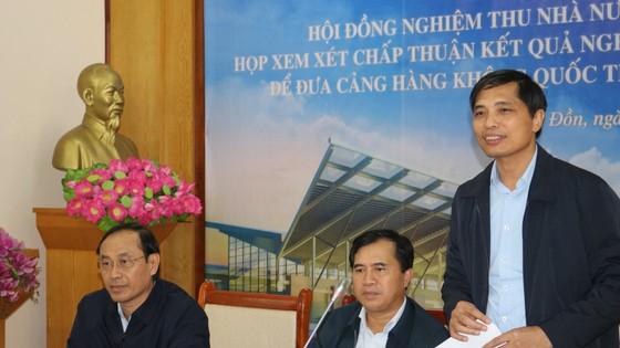 Sân bay quốc tế Vân Đồn đủ điều kiện đưa vào khai thác từ cuối tháng 12-2018 ảnh 4