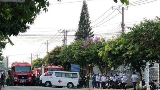 Vụ cháy nhà hàng ở Đồng Nai, 7 người thương vong: Nạn nhân thứ 7 đang trong tình trạng nguy kịch ảnh 2