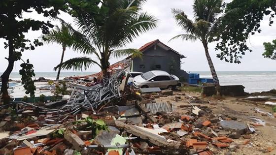 Chuyên gia cảnh báo về nguy cơ sóng thần mới tại Indonesia ảnh 4