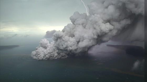 Chuyên gia cảnh báo về nguy cơ sóng thần mới tại Indonesia ảnh 1