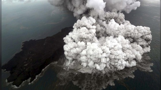 Chuyên gia cảnh báo về nguy cơ sóng thần mới tại Indonesia ảnh 2