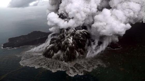 429 người thiệt mạng, 1.485 người bị thương và ít nhất 154 người mất tích trong trận sóng thần tại Indonesia ảnh 1