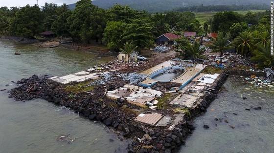 429 người thiệt mạng, 1.485 người bị thương và ít nhất 154 người mất tích trong trận sóng thần tại Indonesia ảnh 7