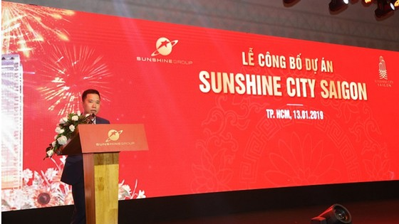 Gần 2.000 người tham dự Lễ công bố dự án Sunshine City Sài Gòn ảnh 2