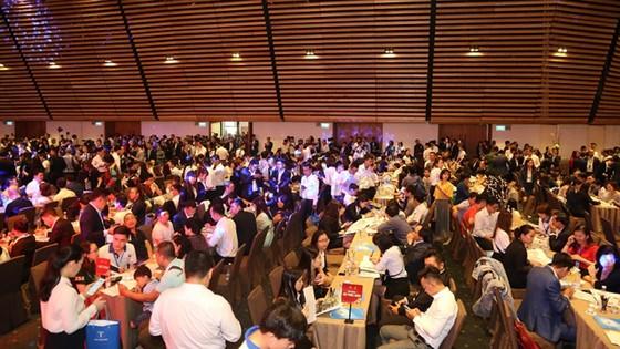 Gần 2.000 người tham dự Lễ công bố dự án Sunshine City Sài Gòn ảnh 1