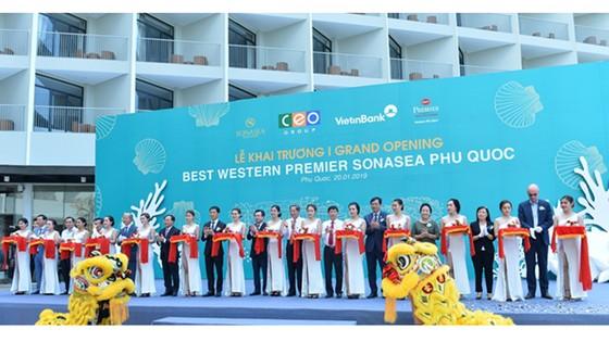 Tập đoàn CEO khai trương khu nghỉ dưỡng 5 sao phong cách Mỹ đầu tiên tại Phú Quốc ảnh 1