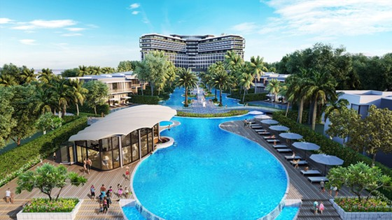 Tập đoàn CEO khai trương khu nghỉ dưỡng 5 sao phong cách Mỹ đầu tiên tại Phú Quốc ảnh 2