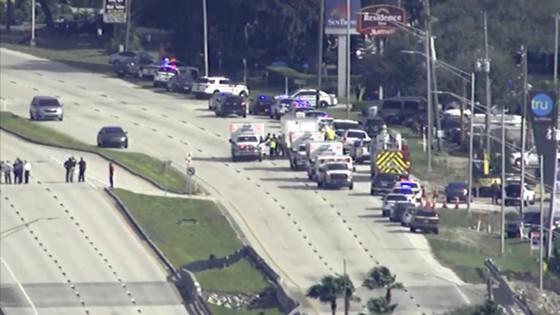 Nổ súng tại ngân hàng ở bang Florida, ít nhất 5 người thiệt mạng ảnh 3