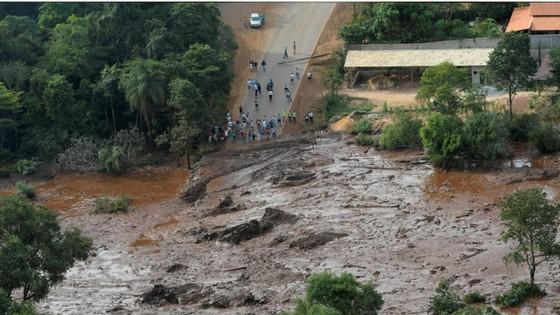 Ít nhất 9 người thiệt mạng và hàng trăm người mất tích trong vụ vỡ đập tại Brazil ảnh 8