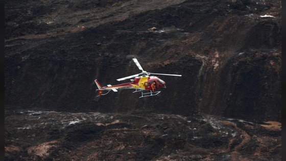 Ít nhất 9 người thiệt mạng và hàng trăm người mất tích trong vụ vỡ đập tại Brazil ảnh 10