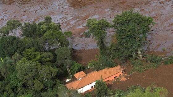 Ít nhất 9 người thiệt mạng và hàng trăm người mất tích trong vụ vỡ đập tại Brazil ảnh 12