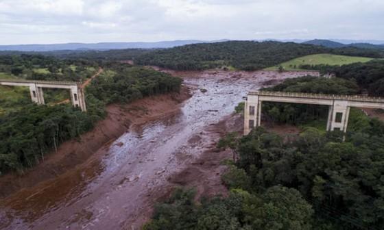 Ít nhất 9 người thiệt mạng và hàng trăm người mất tích trong vụ vỡ đập tại Brazil ảnh 4