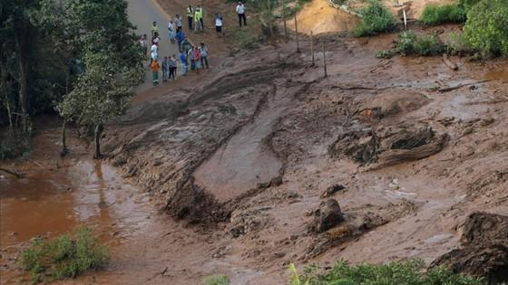 Ít nhất 9 người thiệt mạng và hàng trăm người mất tích trong vụ vỡ đập tại Brazil ảnh 16