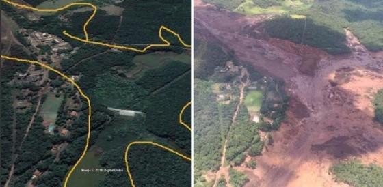 Ít nhất 9 người thiệt mạng và hàng trăm người mất tích trong vụ vỡ đập tại Brazil ảnh 5