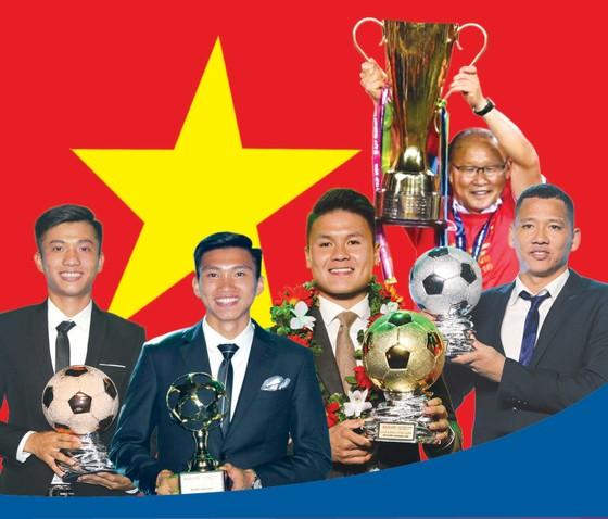Giải thưởng Quả bóng vàng Việt Nam 2018: Sức bật bóng đá trẻ ảnh 1