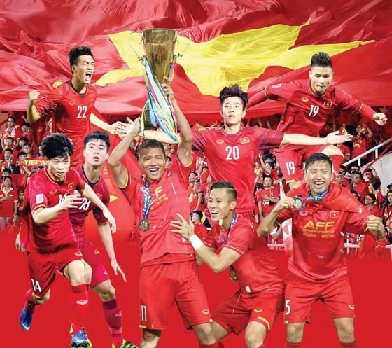 Bóng đá Việt Nam lên ngôi ở AFF Cup 2018: Cái kết trọn vẹn cho hành trình chinh phục ảnh 1