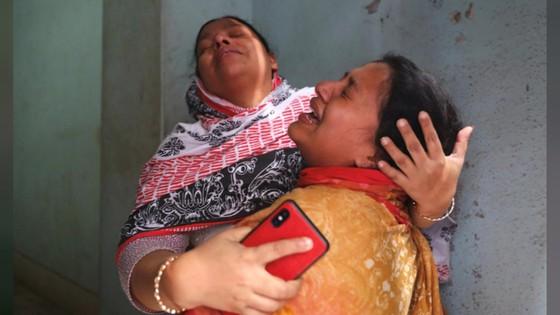 Ít nhất 81 người thiệt mạng trong vụ cháy chung cư tại Bangladesh ảnh 10