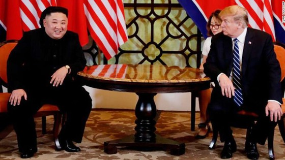 Hội nghị thượng đỉnh Mỹ - Triều Tiên lần 2: Nhà lãnh đạo Triều Tiên khẳng định sẵn sàng phi hạt nhân hoá ảnh 15