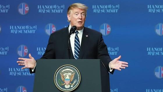 Hội nghị Thượng đỉnh Mỹ - Triều Tiên lần 2: Tổng thống Mỹ cho biết khúc mắc ở vấn đề trừng phạt ảnh 4