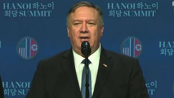 Hội nghị Thượng đỉnh Mỹ - Triều Tiên lần 2: Tổng thống Mỹ cho biết khúc mắc ở vấn đề trừng phạt ảnh 5